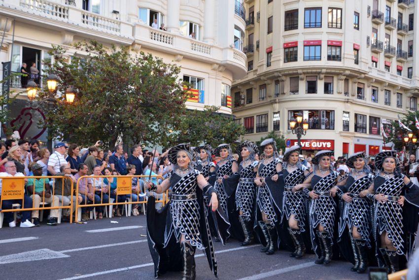 Nou de Octubre Holiday In Valencia
