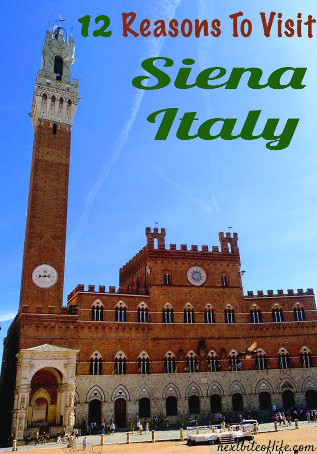 12 reasons to visit Siena italy #siena #italy #visitsiena #sienaguide #italytravel #tuscany