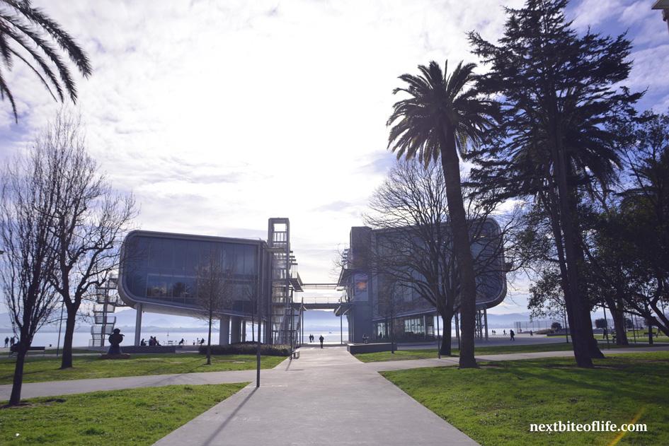 Centro Boting building Santander Spain visit guide