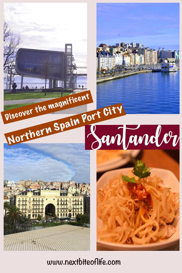 Santander Spain highlights #santander #northspain #portcity #spaintravel #visitsantander