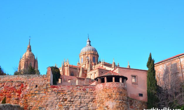 Golden City Of Salamanca Spain Guide