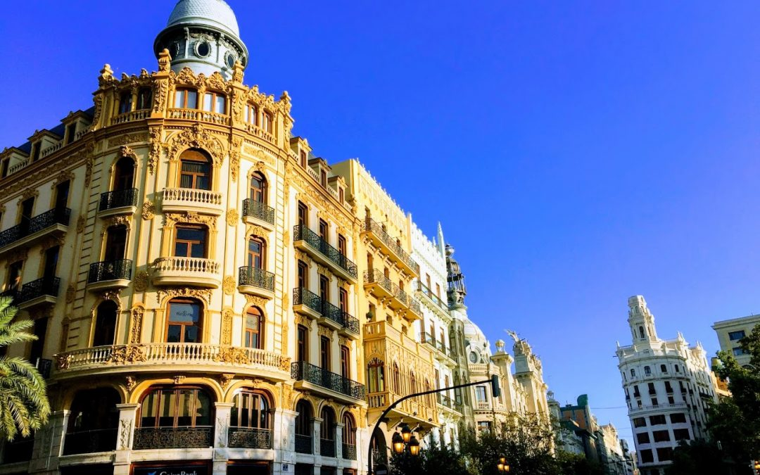 The Valencia Spain Lockdown – A Day In Life