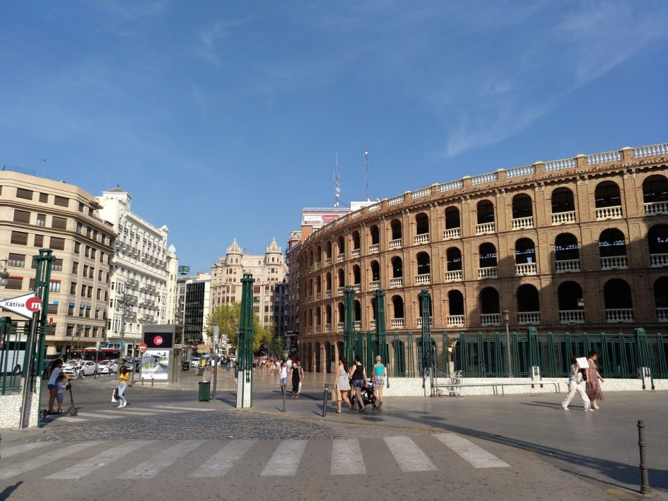 bullring Valencia